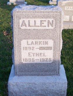 Ethel <i>Mitchell</i> Allen