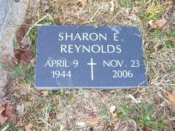 Sharon E Reynolds