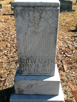 George W. Acker