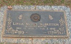 Linda Shane <i>Meeks</i> Albritton