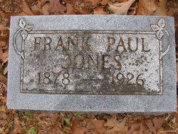 Frank Paul Jones