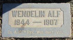 Pvt Wendelin Alf