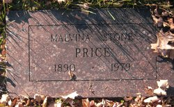 Melvina Blanche <i>Stone</i> Price