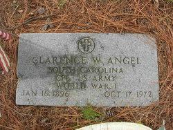 Clarence William Angel, Sr