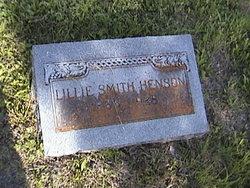 Lillie <i>Smith</i> Henson