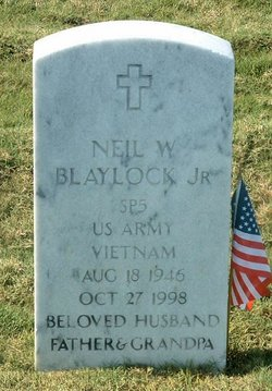 Neil W Blaylock, Jr