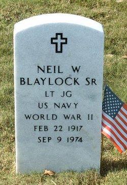 Neil Wingfield Jake Blaylock, Sr