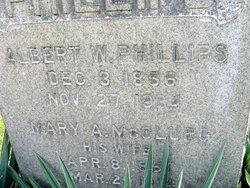 Albert W Phillips