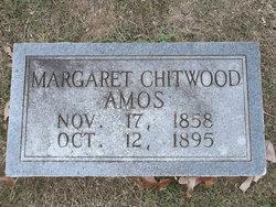 Margaret <i>Chitwood</i> Amos