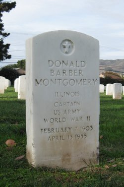 Donald Barber Montgomery