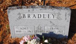 Agnes <i>McConnell</i> BRADLEY