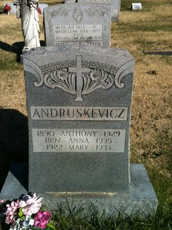 Anthony Andruskevicz