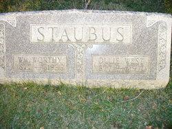 William Worthy Staubus