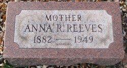 Anna Rosa <i>Hoffmann</i> Reeves