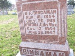 Bert Frederick Bingaman