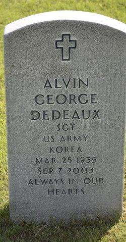 Alvin George Dedeaux