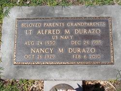 Alfred M Durazo