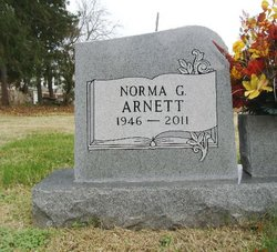 Norma <i>George</i> Arnett