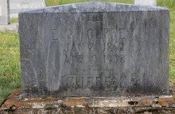 Ephraim W. Guffey