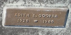 Edith Eileen <i>Bell</i> Cooper