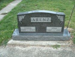 Leona <i>Mohler</i> Arenz