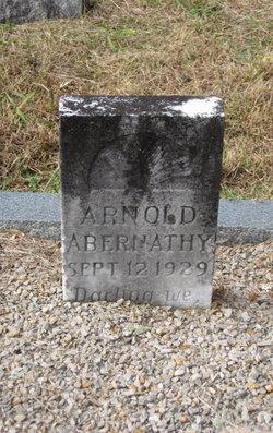 Arnold Abernathy