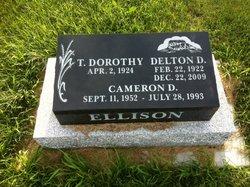 Delton Devear Ellison