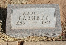 Adeline Susan Addie <i>Young</i> Barnett