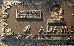 Charles A. Adams