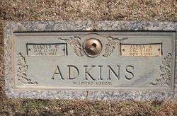Harold William Adkins