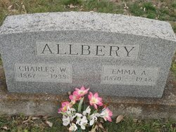 Emma Augusta <i>McAfee</i> Allbery