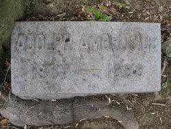 Adolph Ambrosius