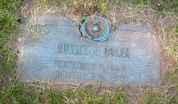 Russel Alger Bolen