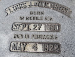 Louis J Anderson