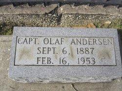 Capt Olaf Andersen