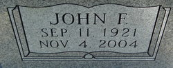 John F Hart