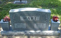 Mary M Hart
