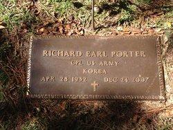 Richard Earl Porter