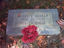 Auley Franklin Barker