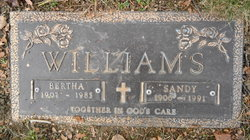 Sandy Williams