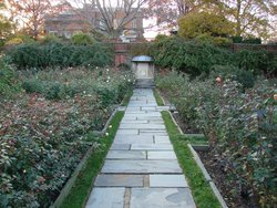 Dumbarton Oaks Cemetery