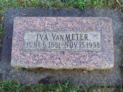 Iva Alberta <i>Pflugar</i> Austin VanMeter