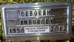 Deborah Ann <i>Meade</i> Amburgey