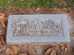 Maybell F Andrews