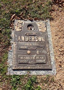 Marilyn Jean Anderson