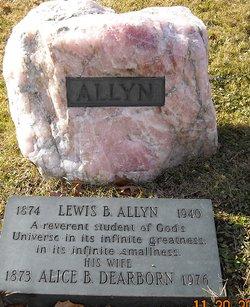 Alice Belinda <i>Dearborn</i> Allyn