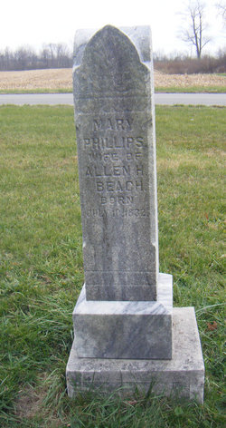 Mary Polly <i>Phillips</i> Beach