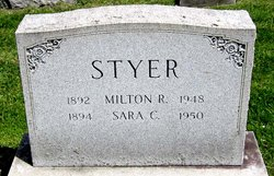 Milton R. Styer