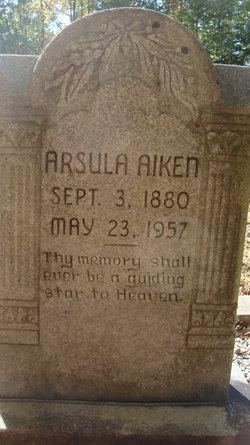 Arsula <i>Powell</i> Aiken