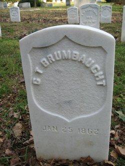 G T Brumbaught